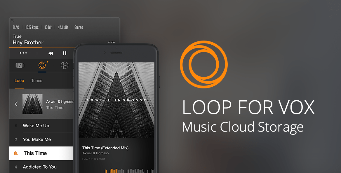 How to use: LOOP Music Cloud Storage for Mac & iPhone  Unlimited